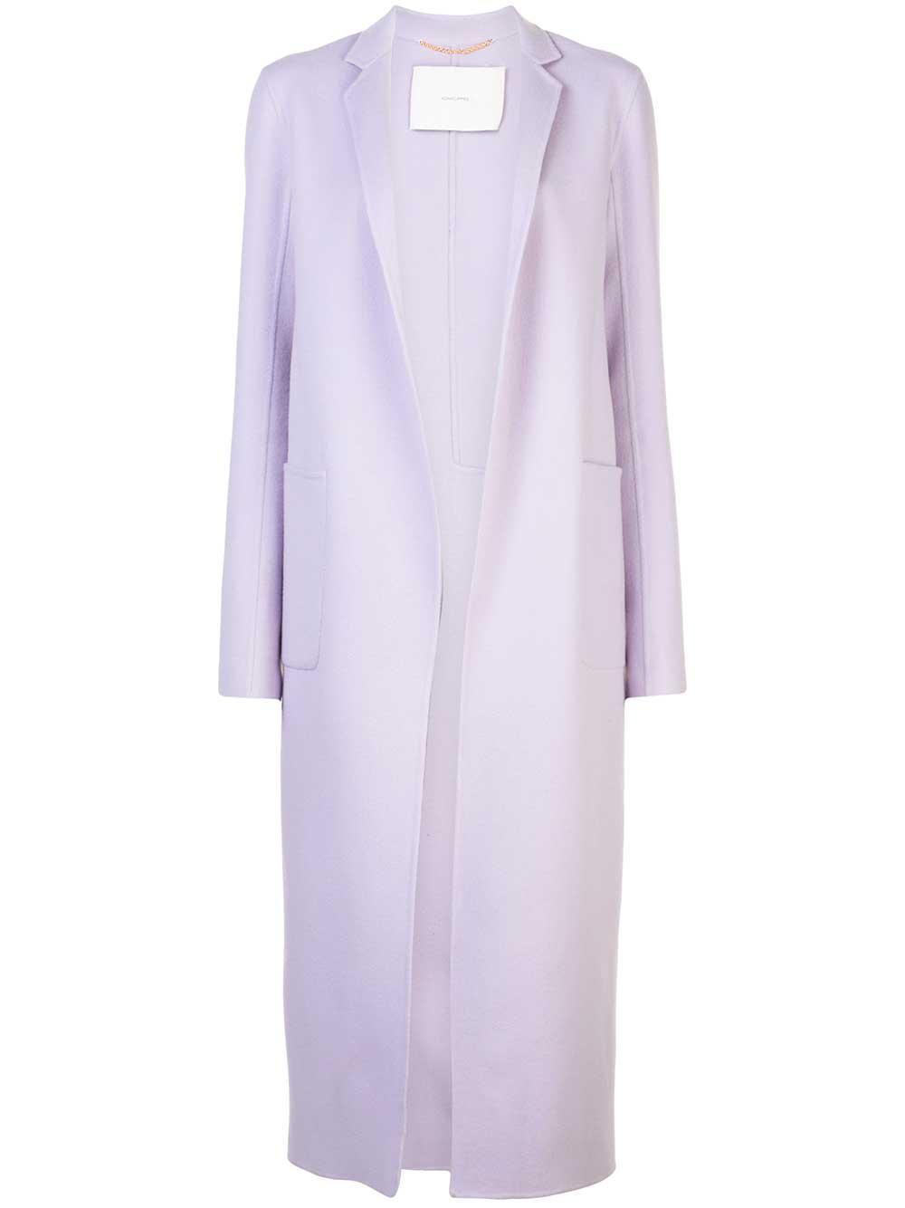 Angora Wool Menswear Coat
