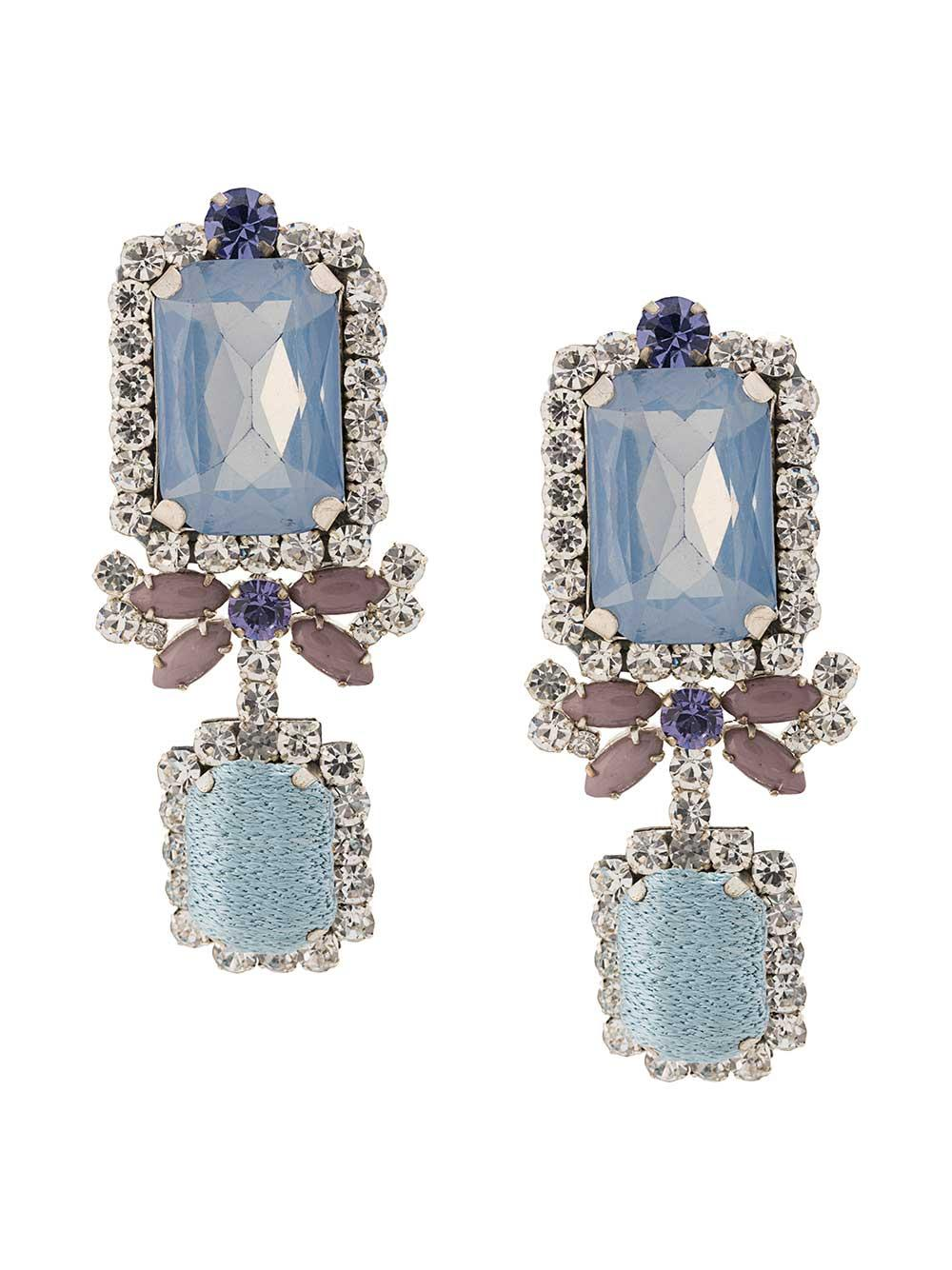 Isabella Gemstone Earrings