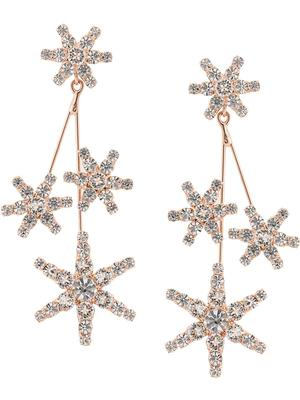 Saros Star Earrings