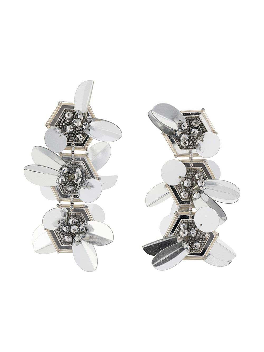 Abby Statement Earrings Item # E191-050
