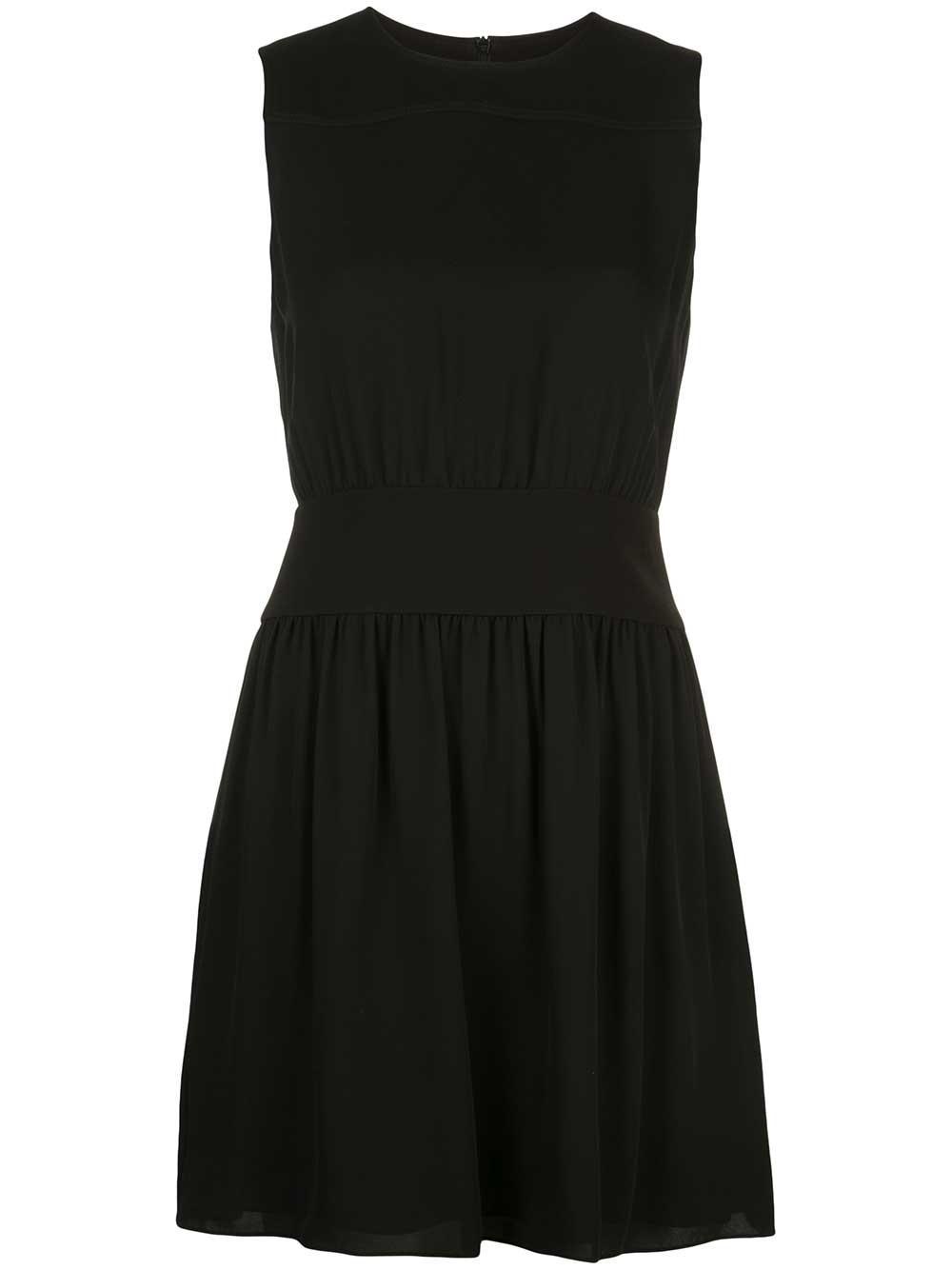 Blouson Sleeveless Dress