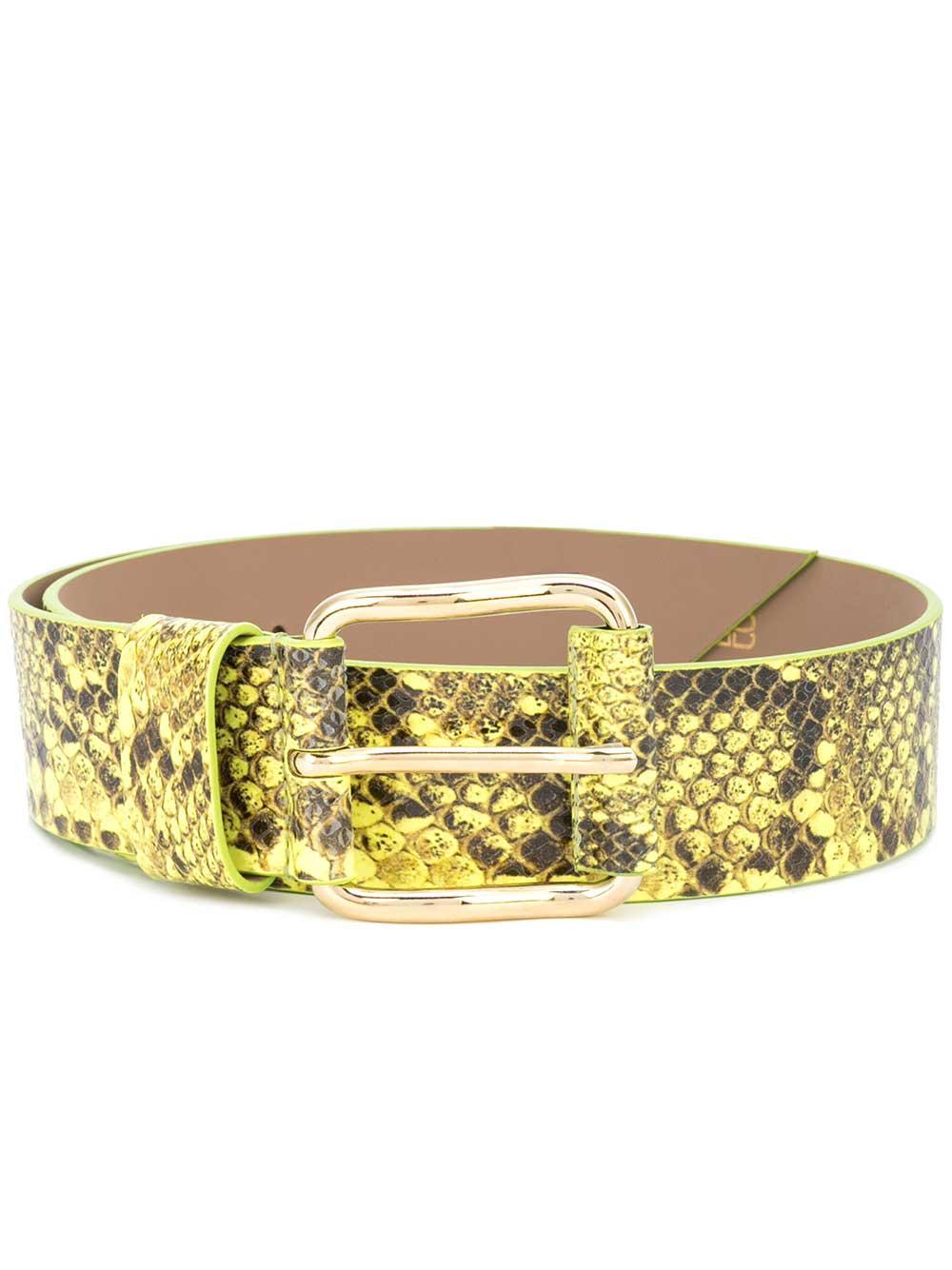 Ivy Wide Hendrix Waist Belt