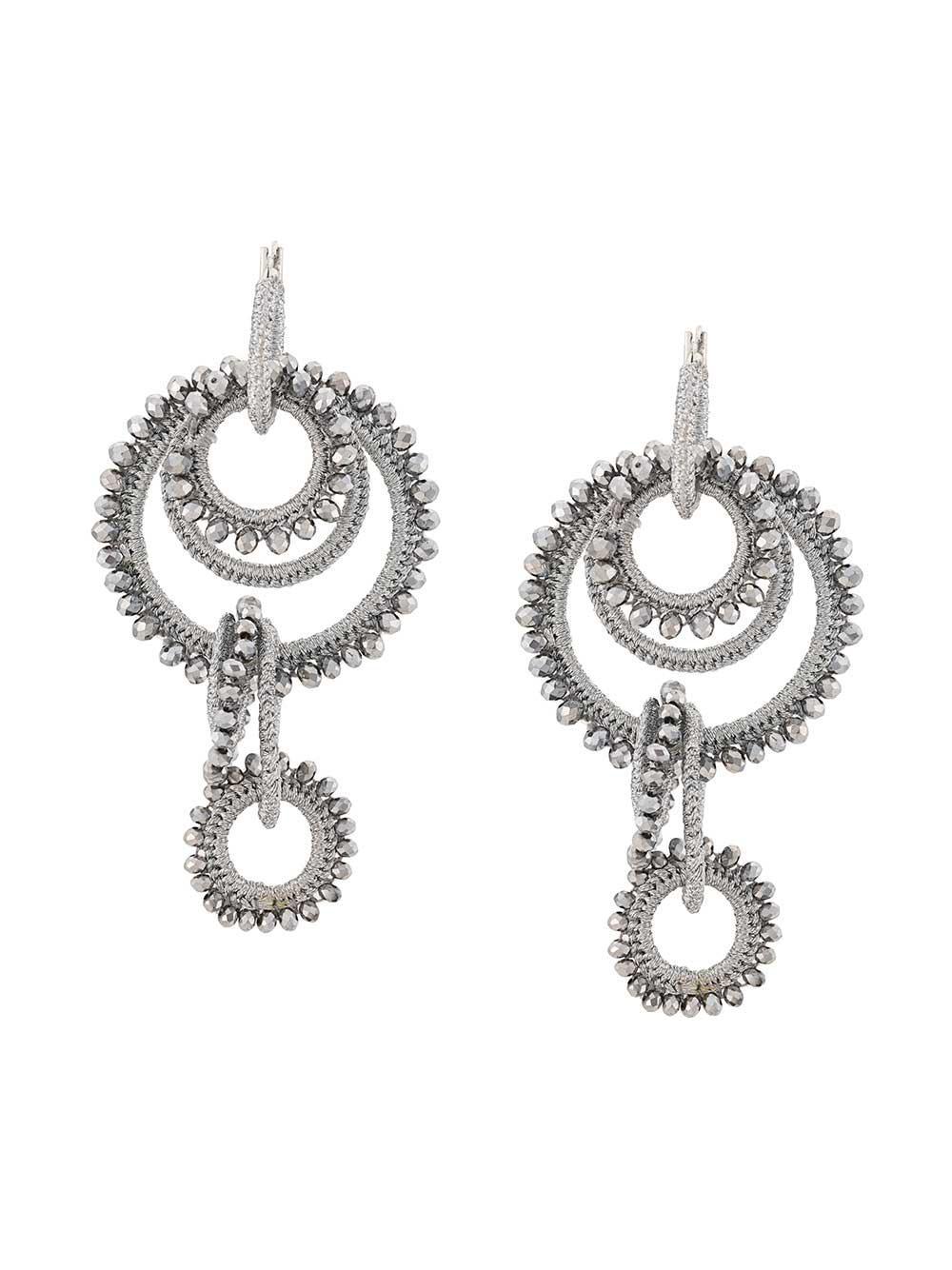 Tallulah Multi Ring Earrings