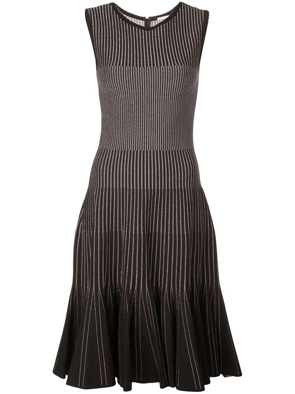Sleeve Less Fit And Flare Day Dress 23'
