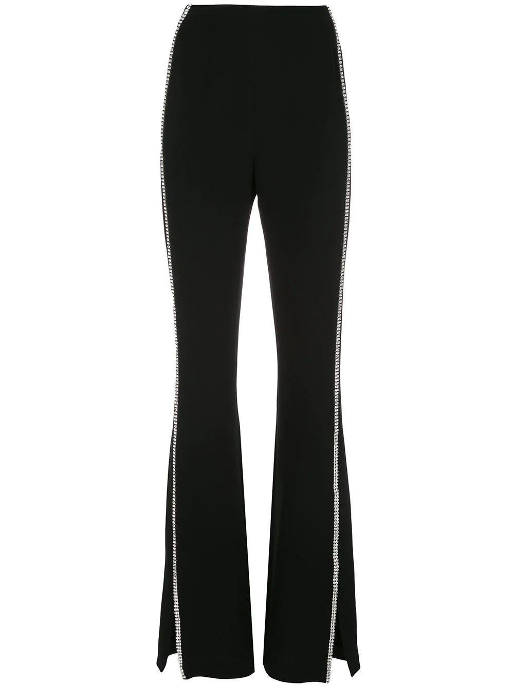 Yumi Rhinestone Suit Pant