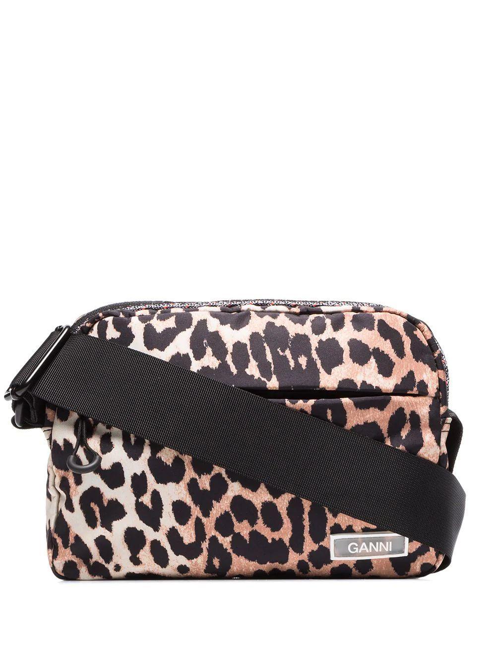 Leopard Crossbody Item # A2189