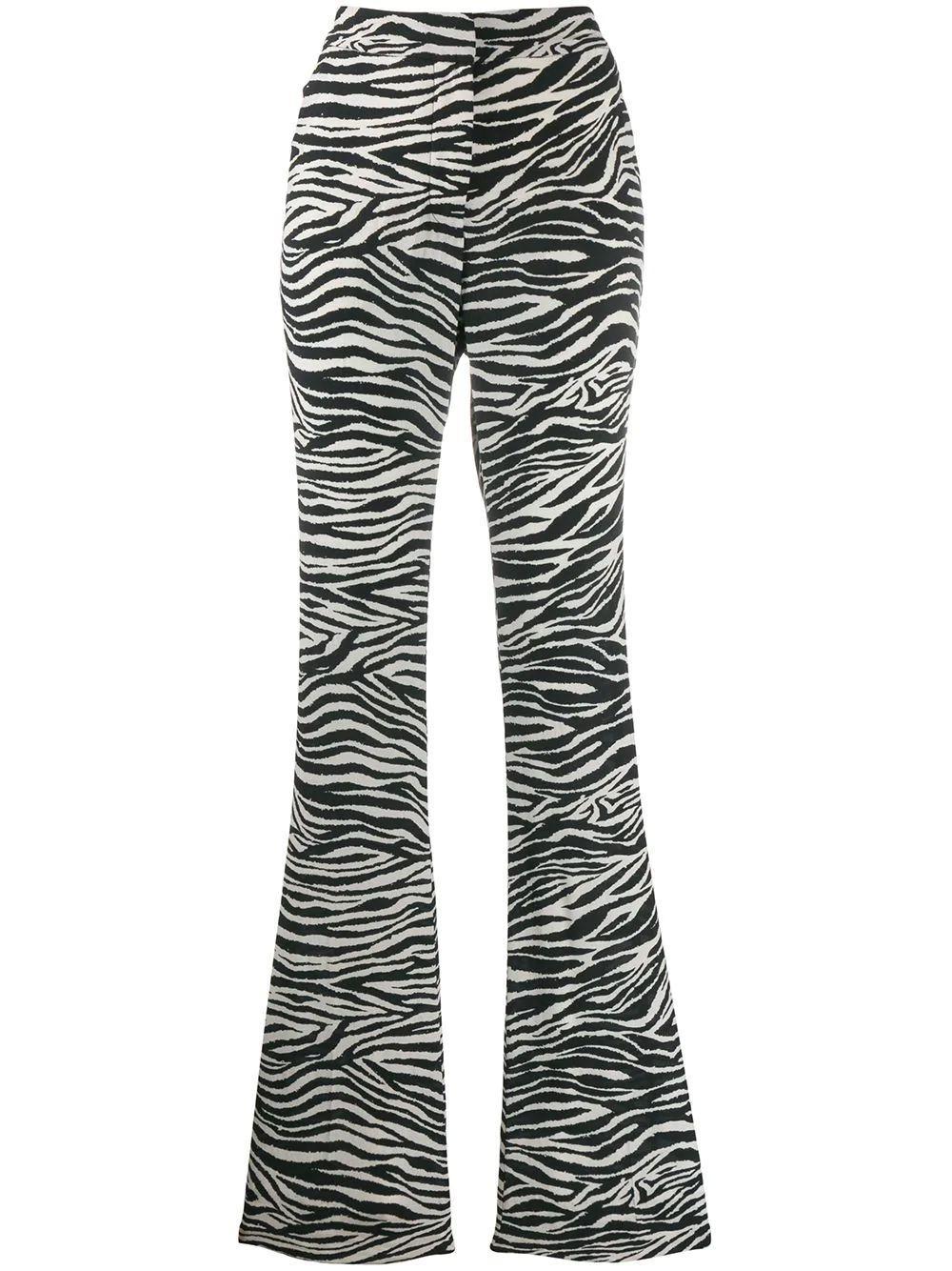 Odessa Slim Flare Trouser