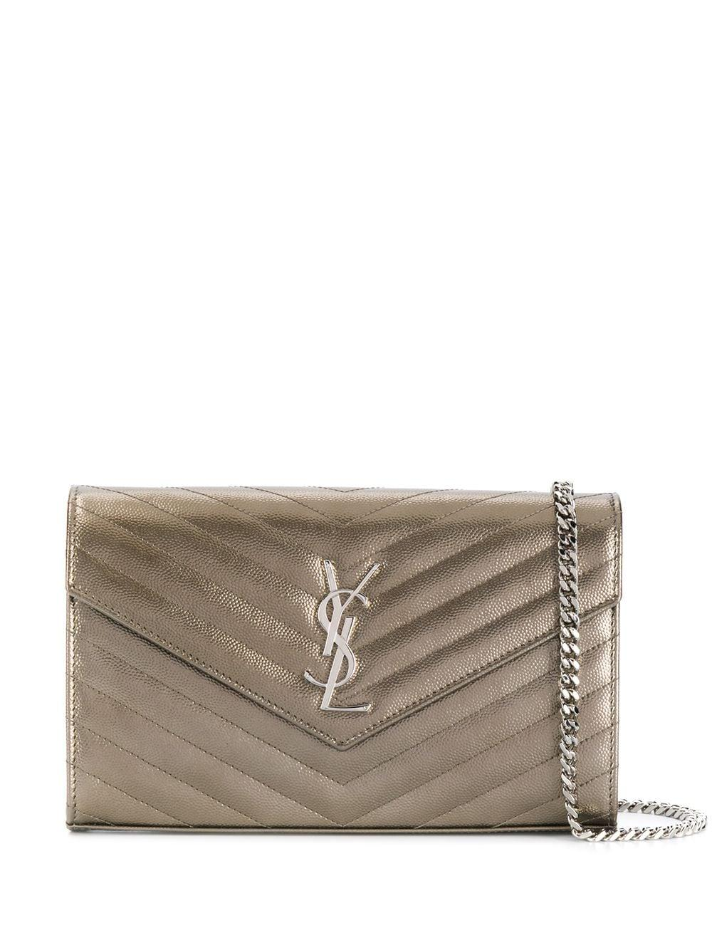 Leather Wallet On Chain Item # 37783803X22