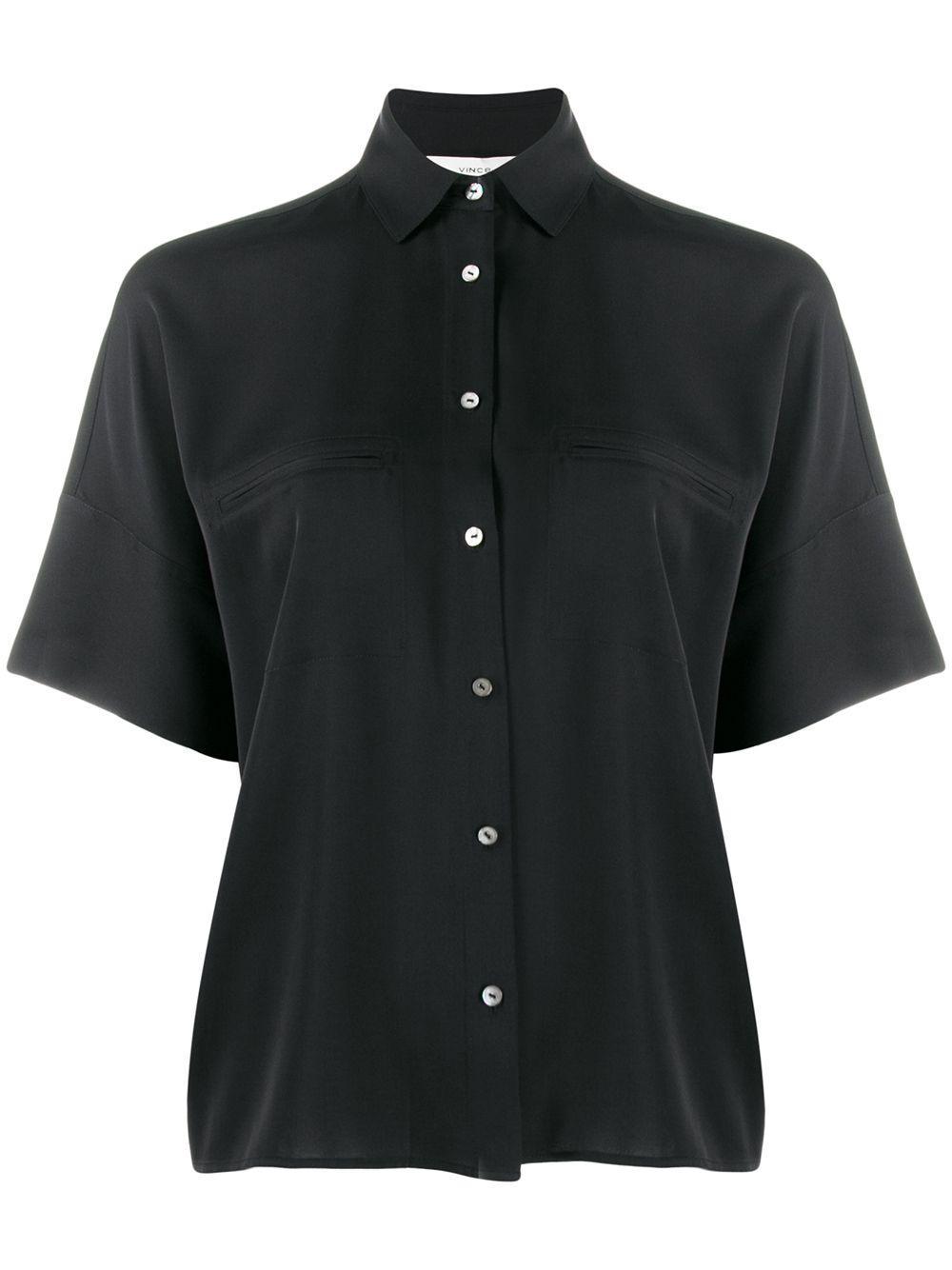 Short Sleeve Blouse Item # V629812124