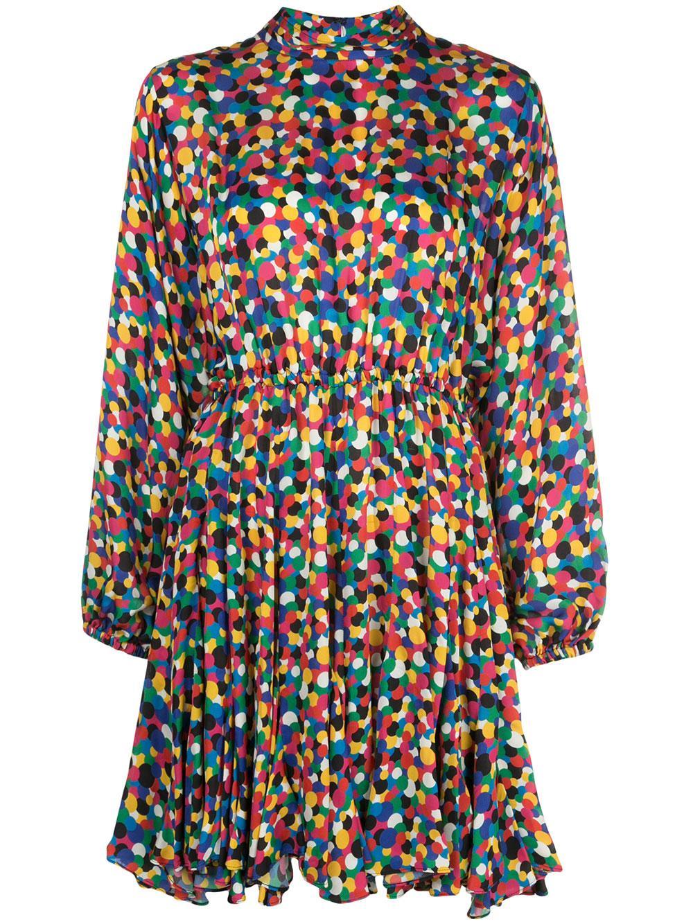 Caroline Confetti Dress
