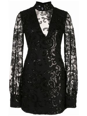 Franciska Sequin Mini Dress