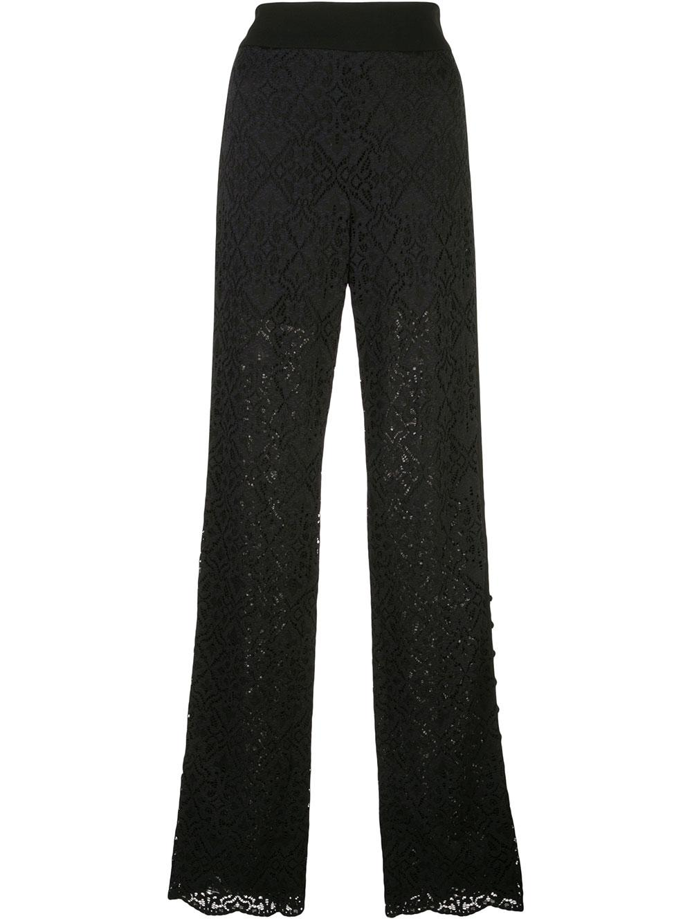 Multimedia Lace Pant Item # 120-4009-A
