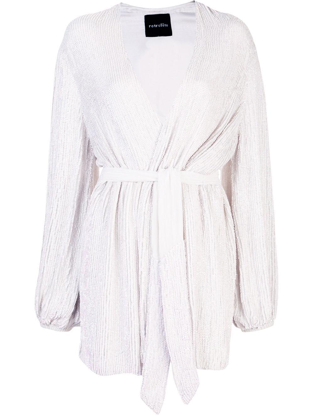 Gabrielle L/S Robe Item # HL20-2013