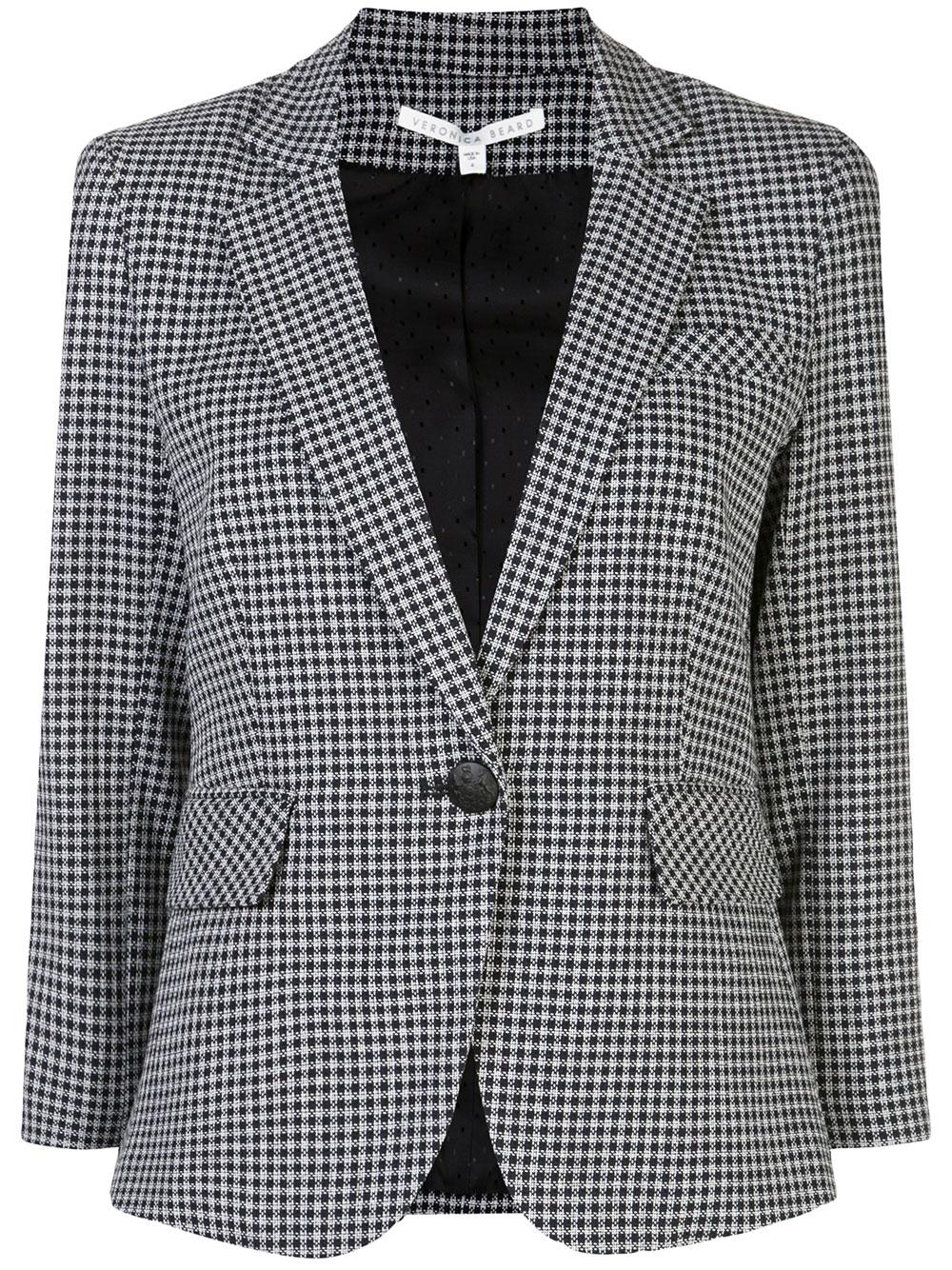 Schoolboy Dickey Check Jacket