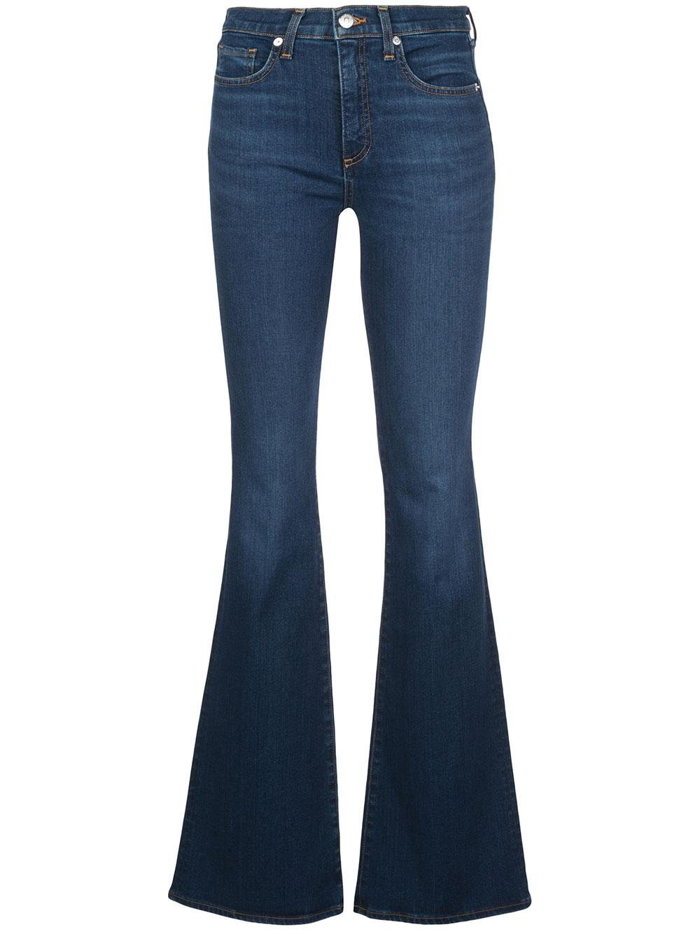 Beverly High Rise Skinny Flare Item # J19114850201MB