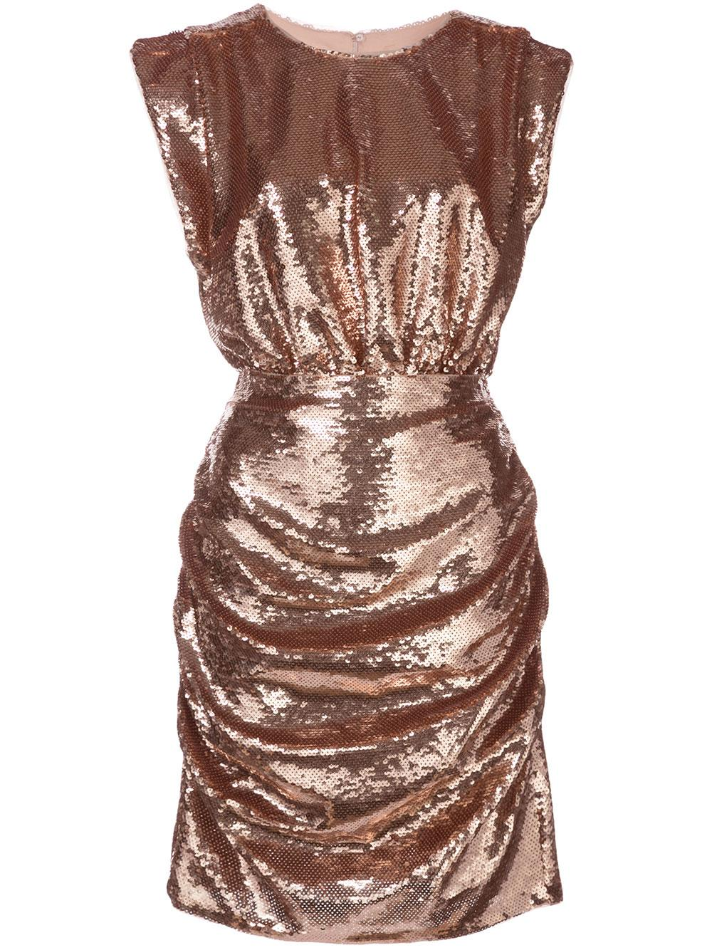 Sequin Cocktail Dress Item # MN1E204944