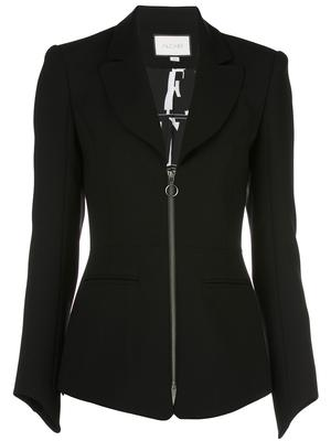 Radcliff O-Ring Zip-Up Suit Blazer