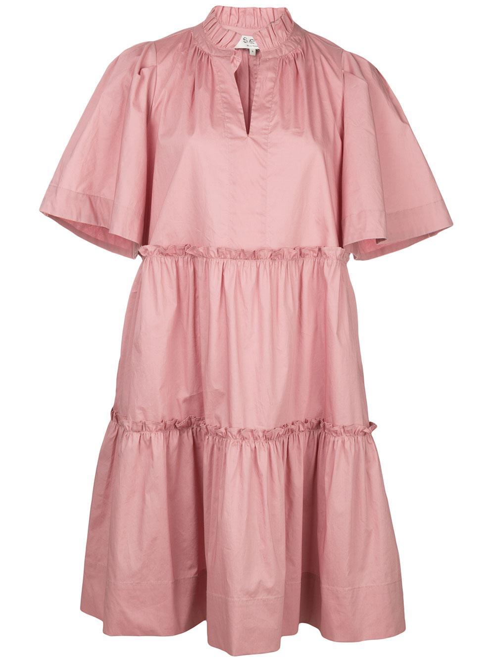 Clara Tiered Dress