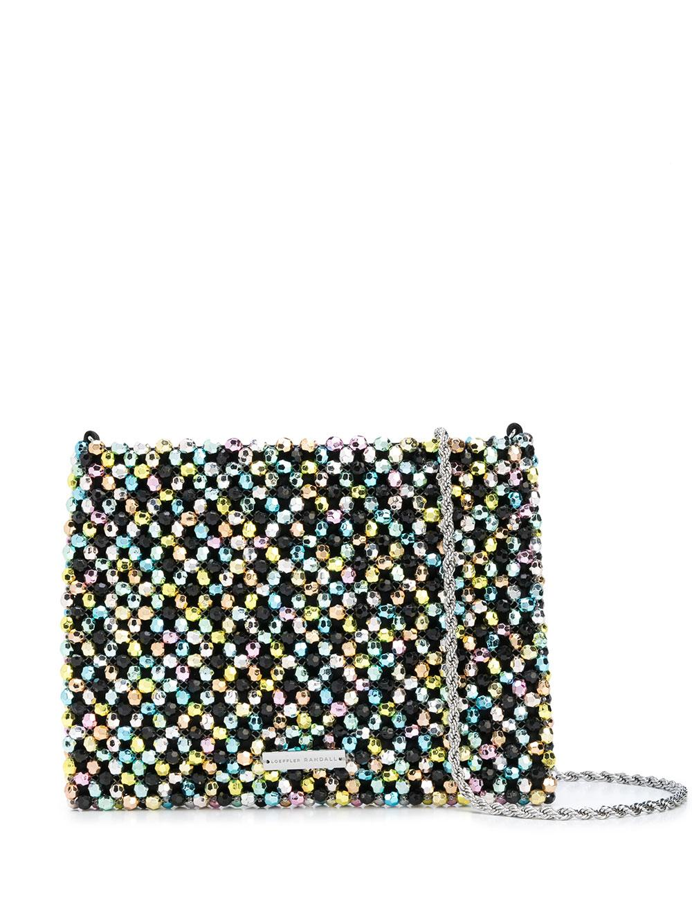 Mia Beaded Clutch