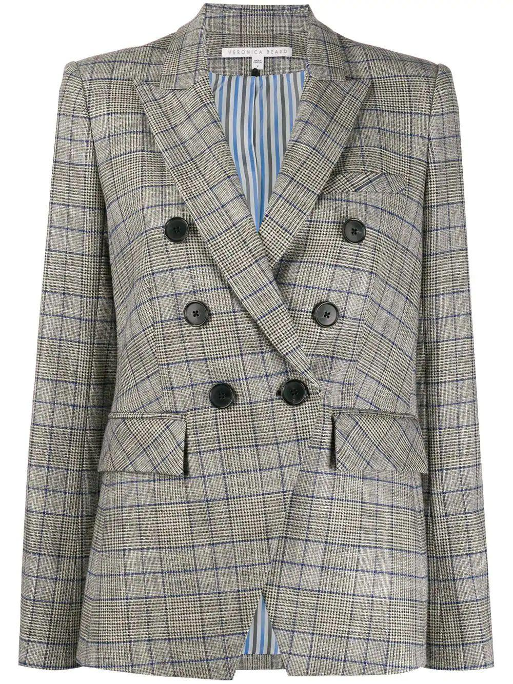 Miller Dickey Plaid Jacket