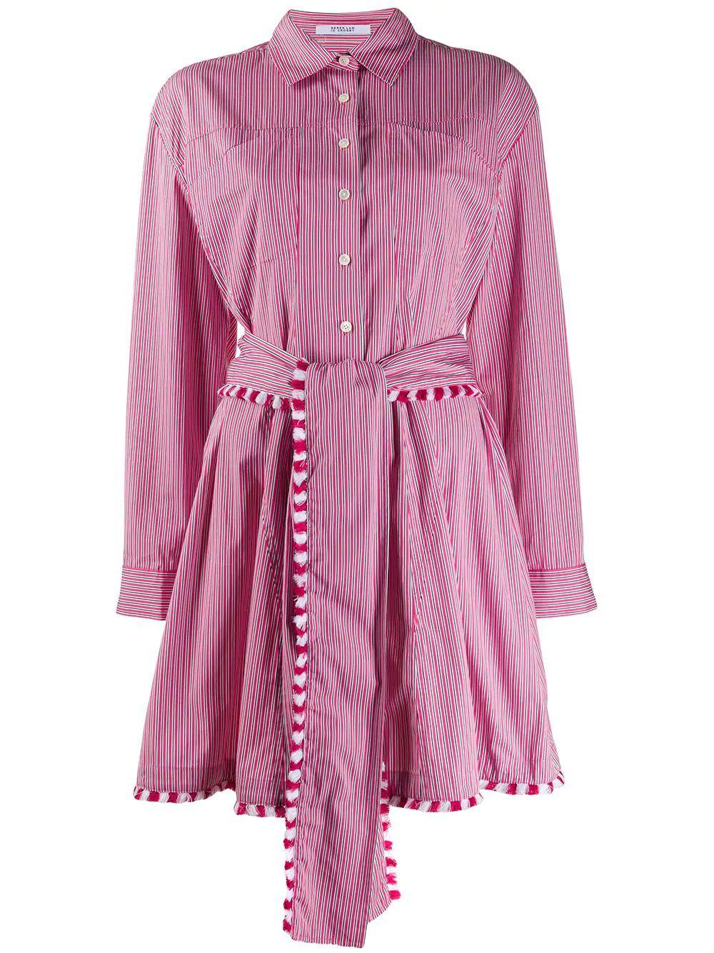 Iona Belted Shirt Dress
