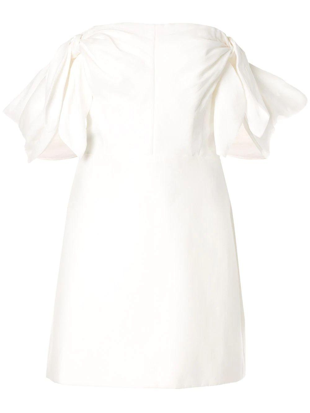 Selkin Short Linen Dress