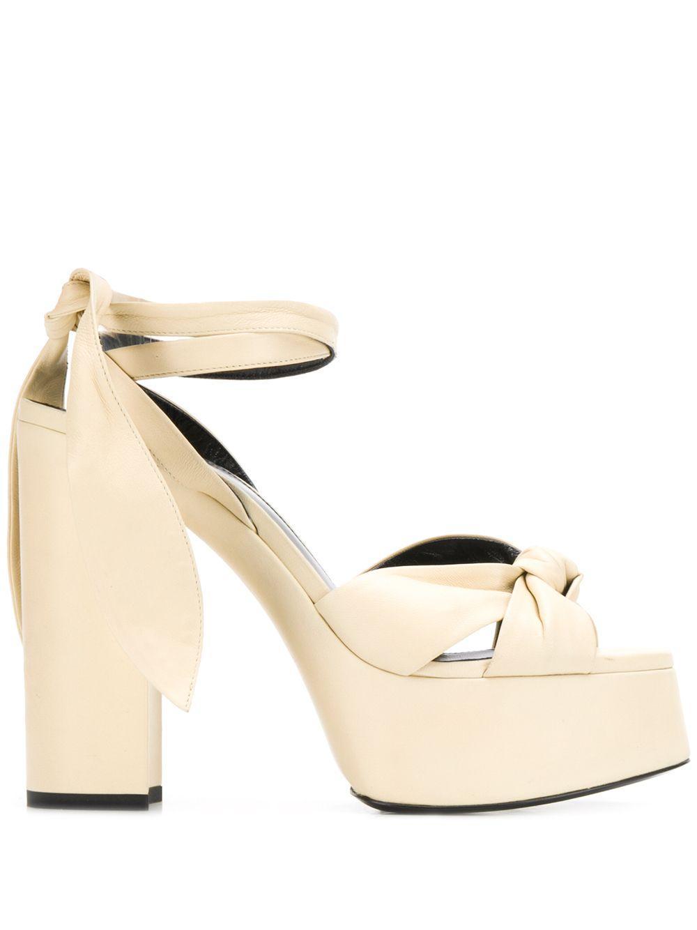 Bianca 85MM Platform Sandal