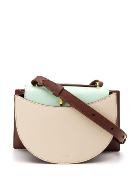 Edith Half Moos Crossbody