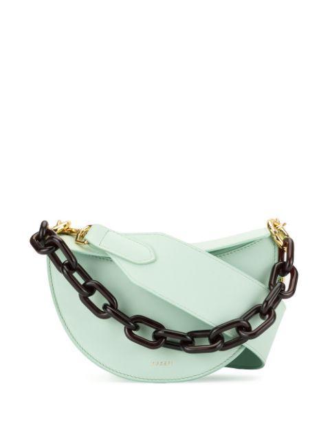 Doris Crescent With Chain Item # YUZRS20-DR-04