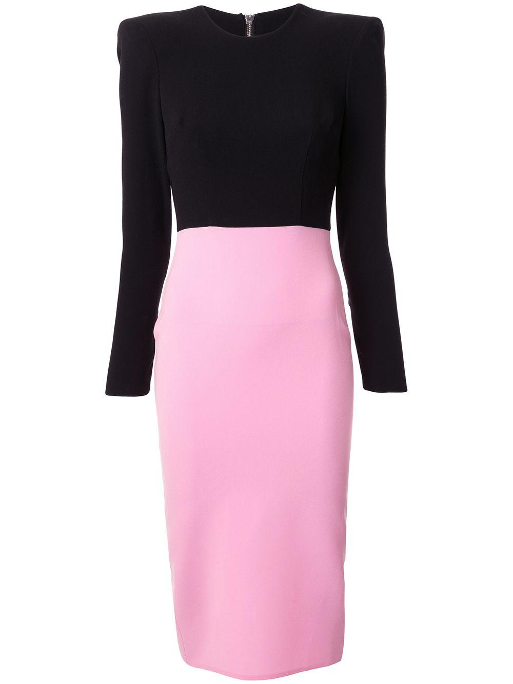 Darley Color Block Sheath Dress