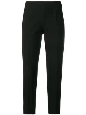 Classic Audrey Stretch Cotton Pant