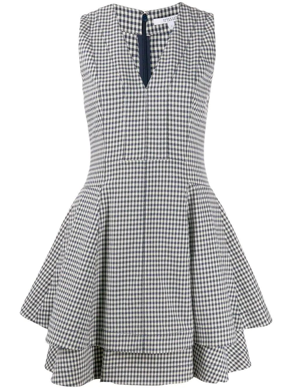 Koren Fit and Flare Dress