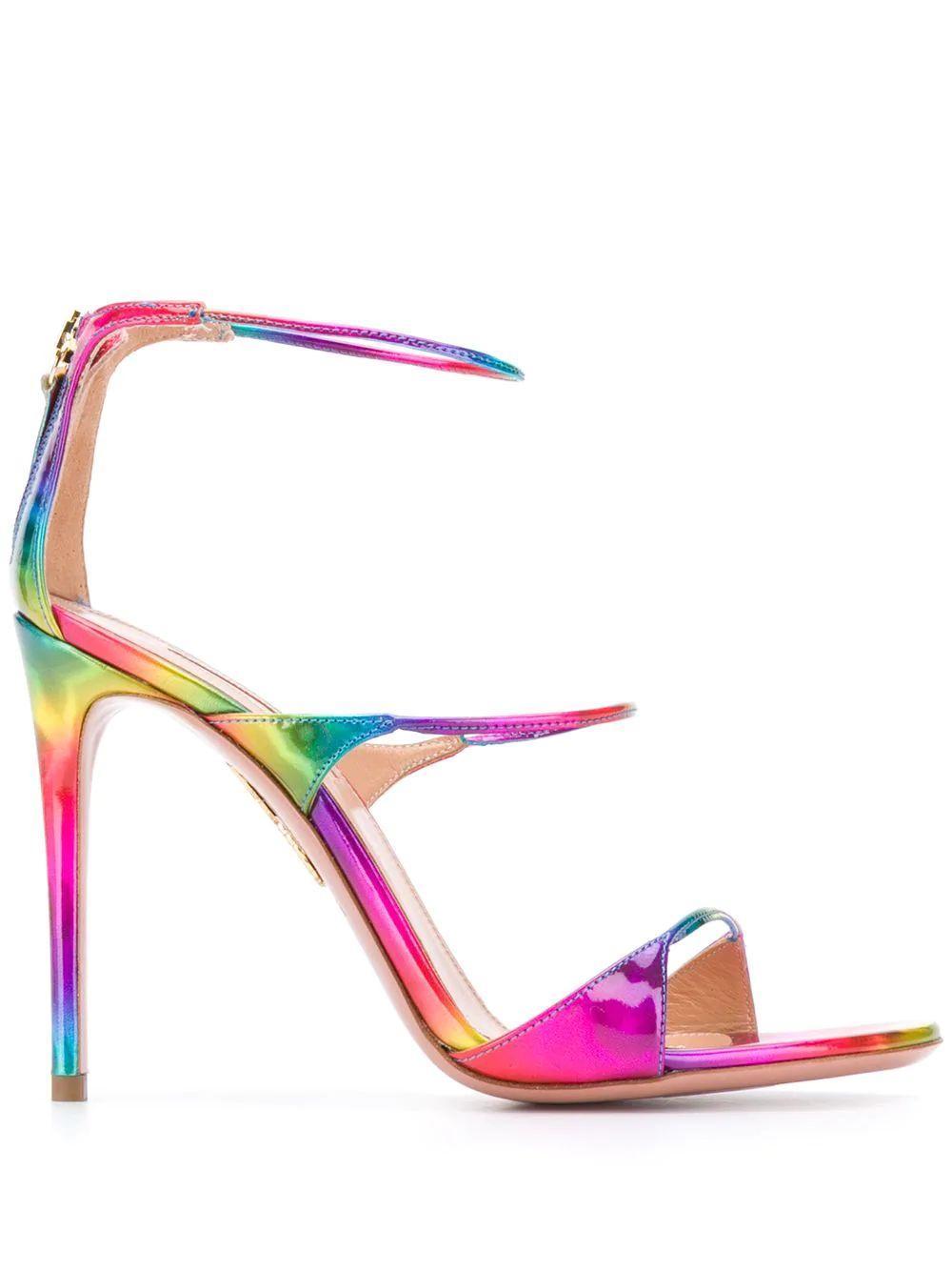 Minute Rainbow 105MM 3 Strap Sandal