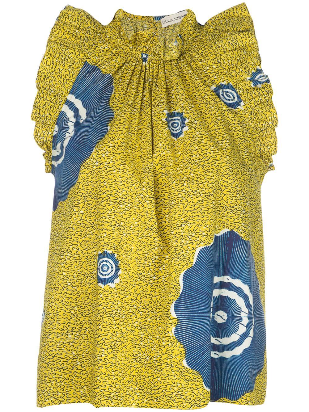Tilda Cotton Top