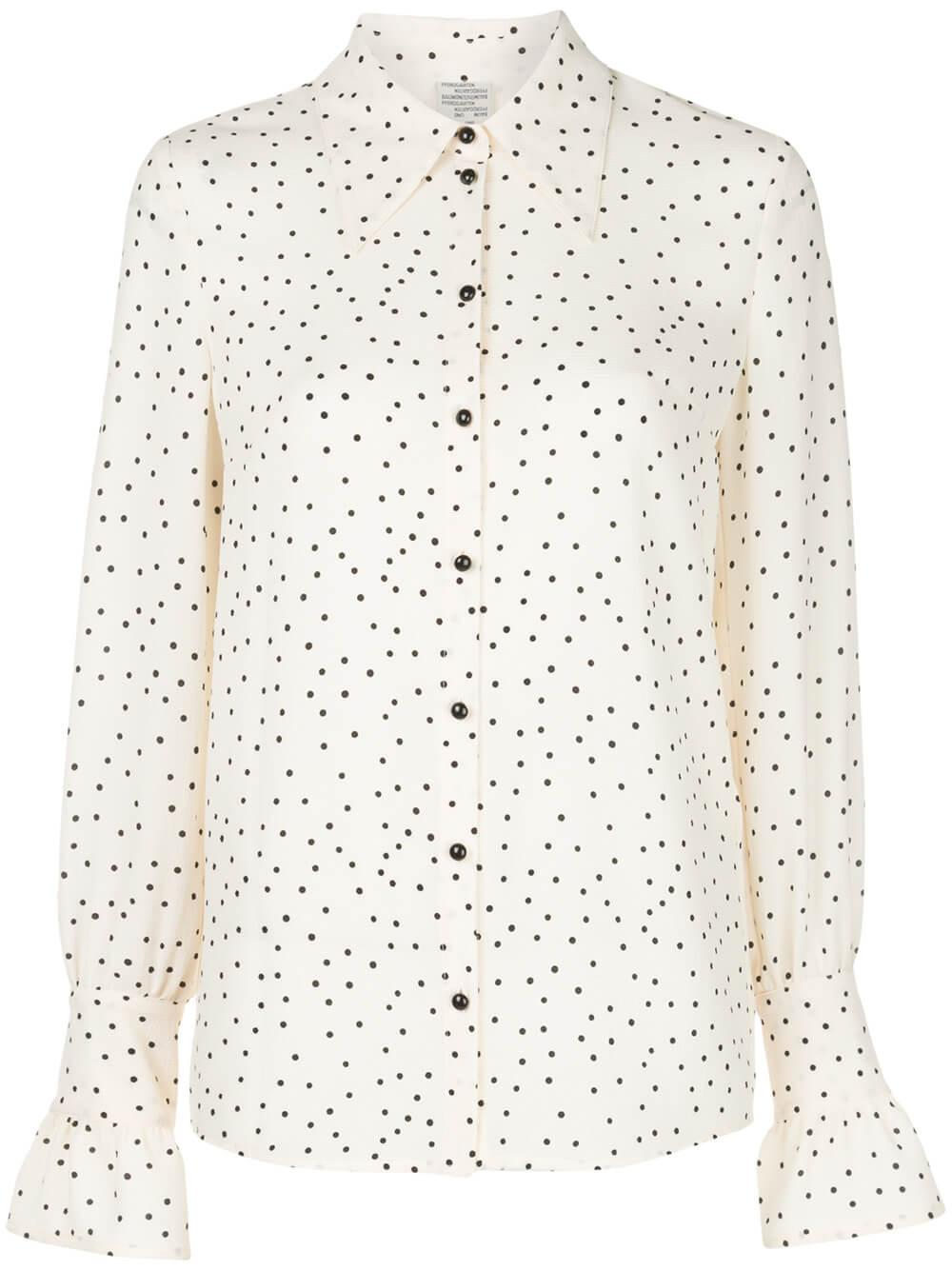 Macy Buttondown Blouse