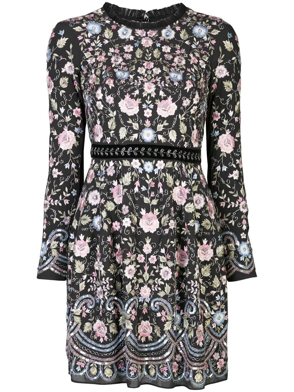 Floral Whisper Dress