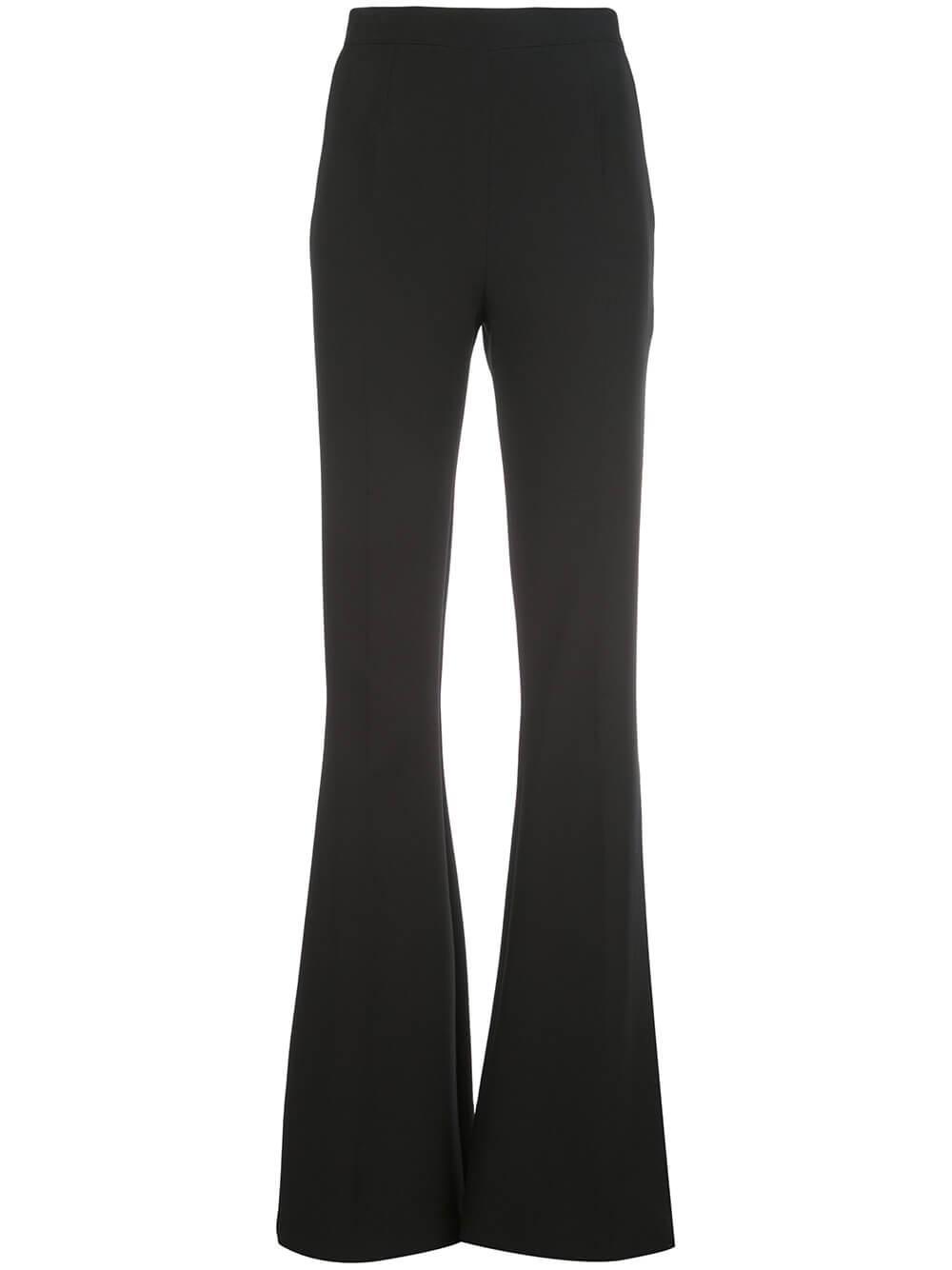 Halluana Side Zip Trouser Item # P39-1-R20