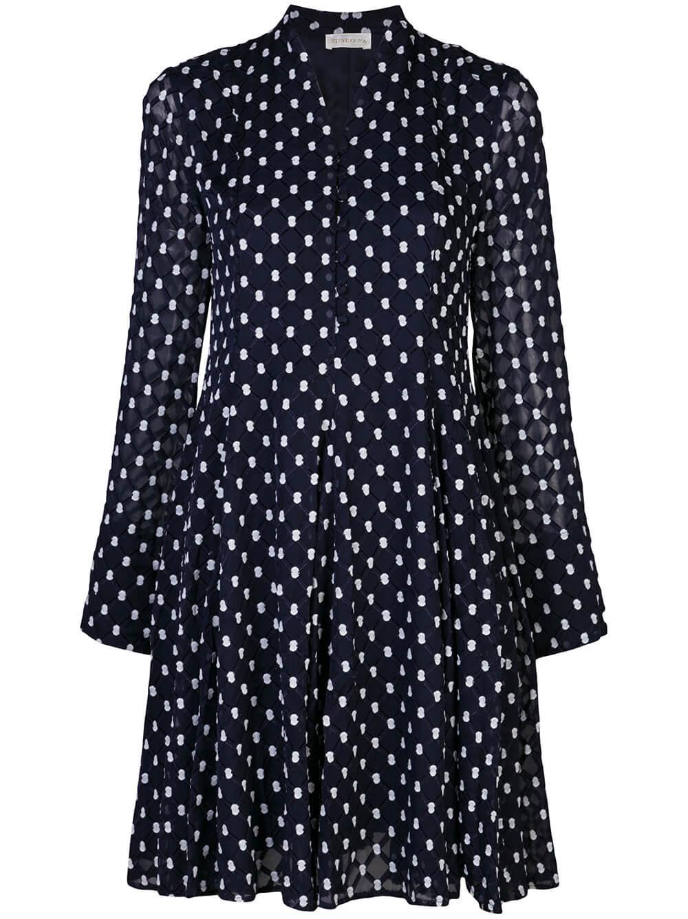 Elisabeth Fil Coupe Shirt Dress