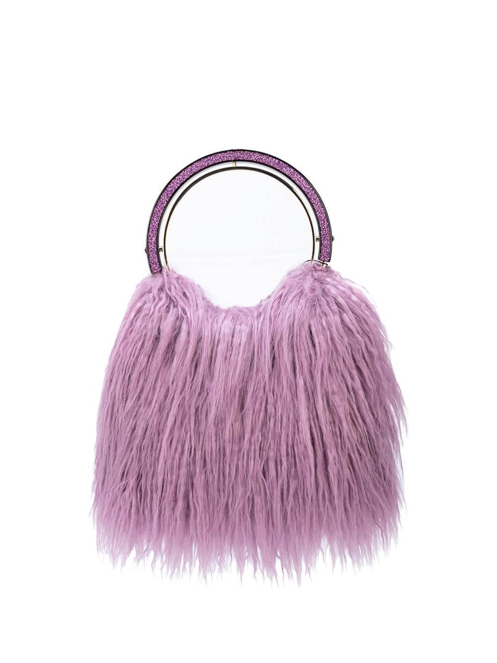 Betty Fur Swap Bag