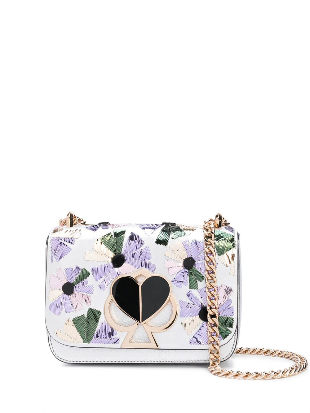 Nicola Wallflower Cross Body