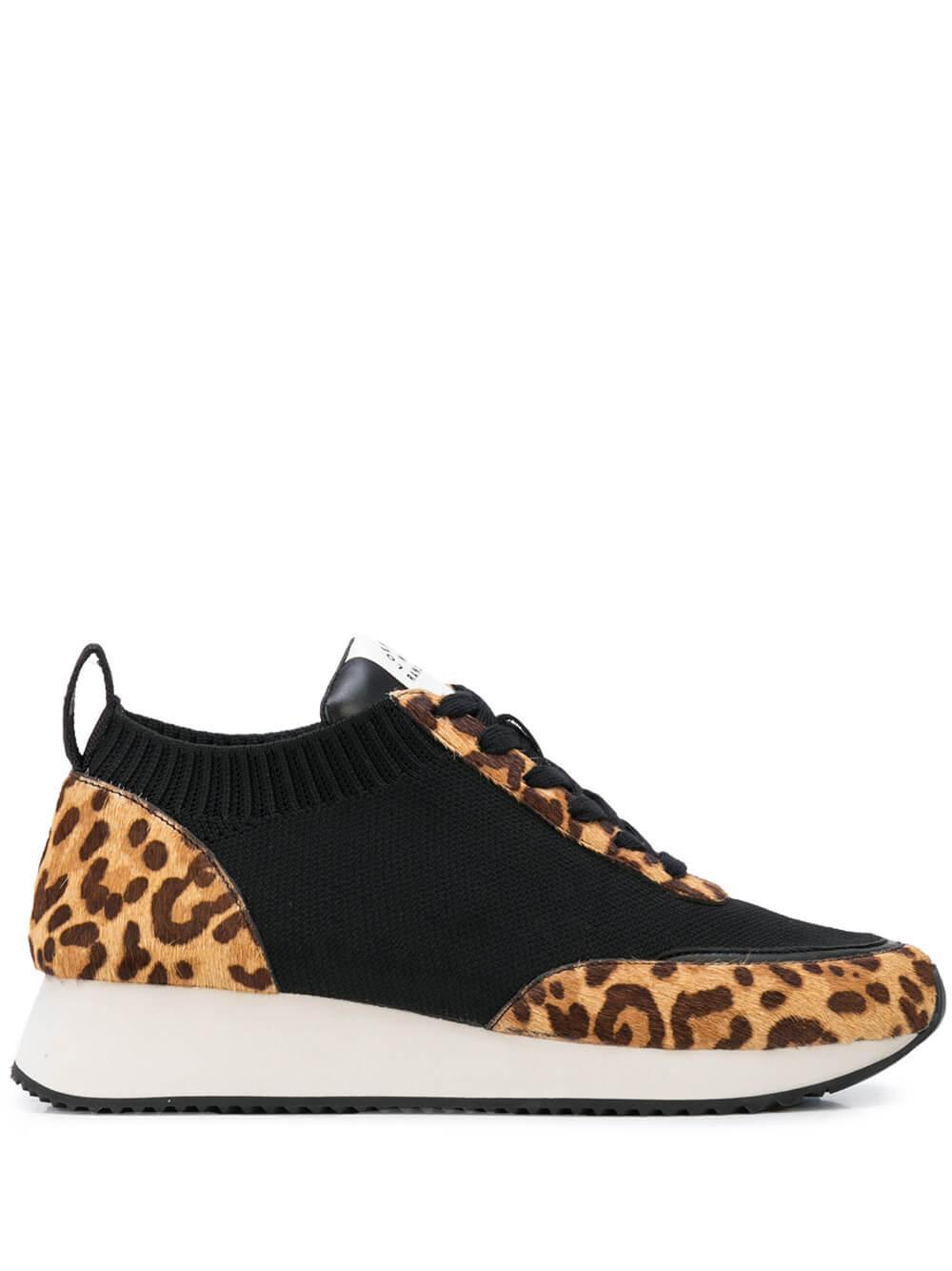 Leopard Sneaker Item # REMI-KNHC