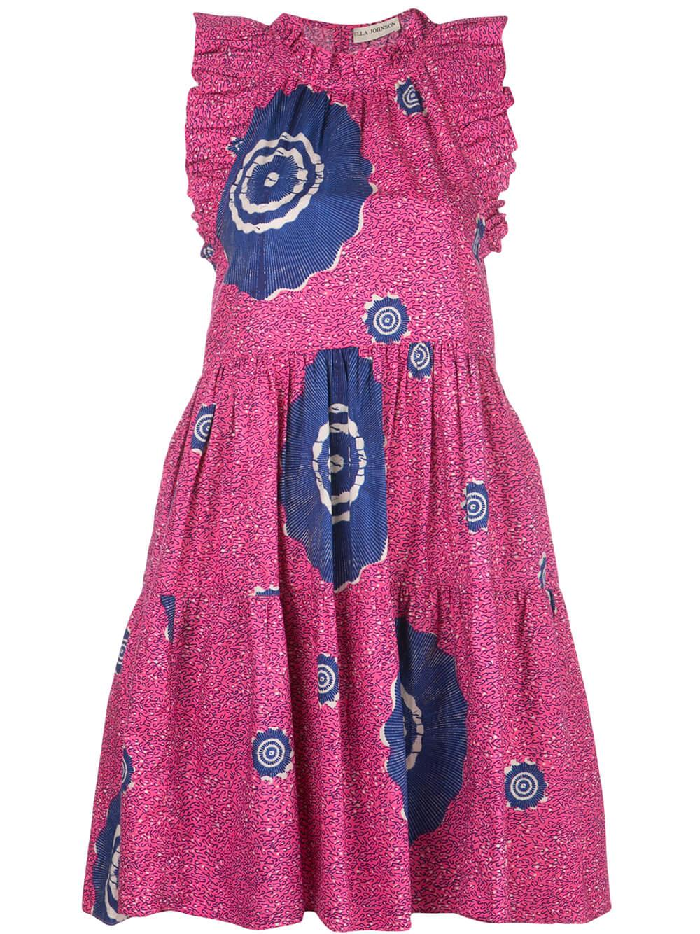 Tamsin Dress Item # PS200109