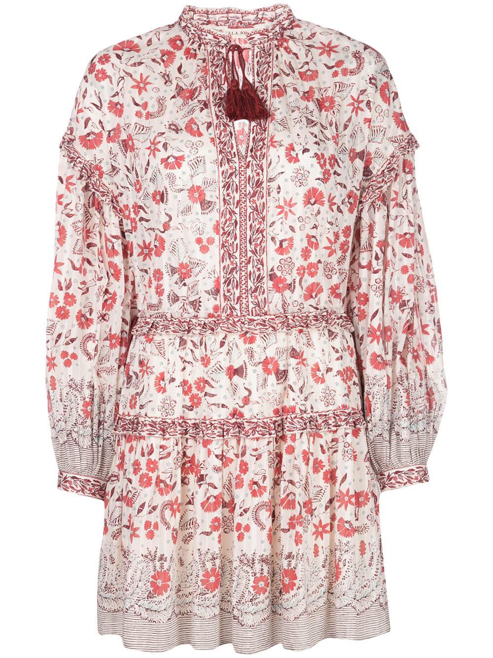 Marigold Short Dress