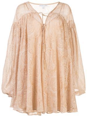 Monroe Oversized Mini Dress
