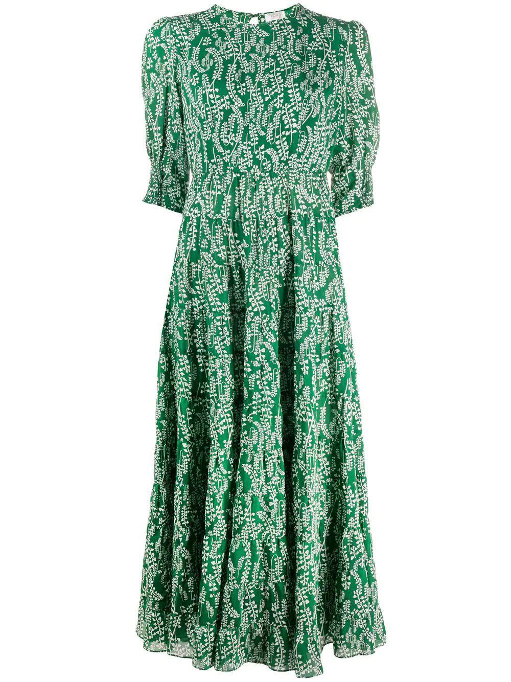 Kristen Tiered Maxi Dress