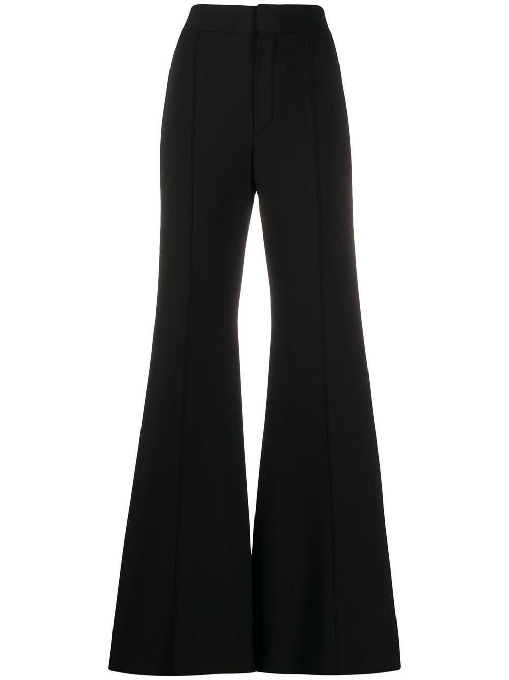 Stretch Wool Trouser Item # CHC20SPA96062