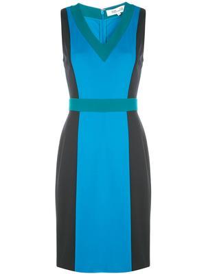 Arbor Sleeveless Colorblock Dress