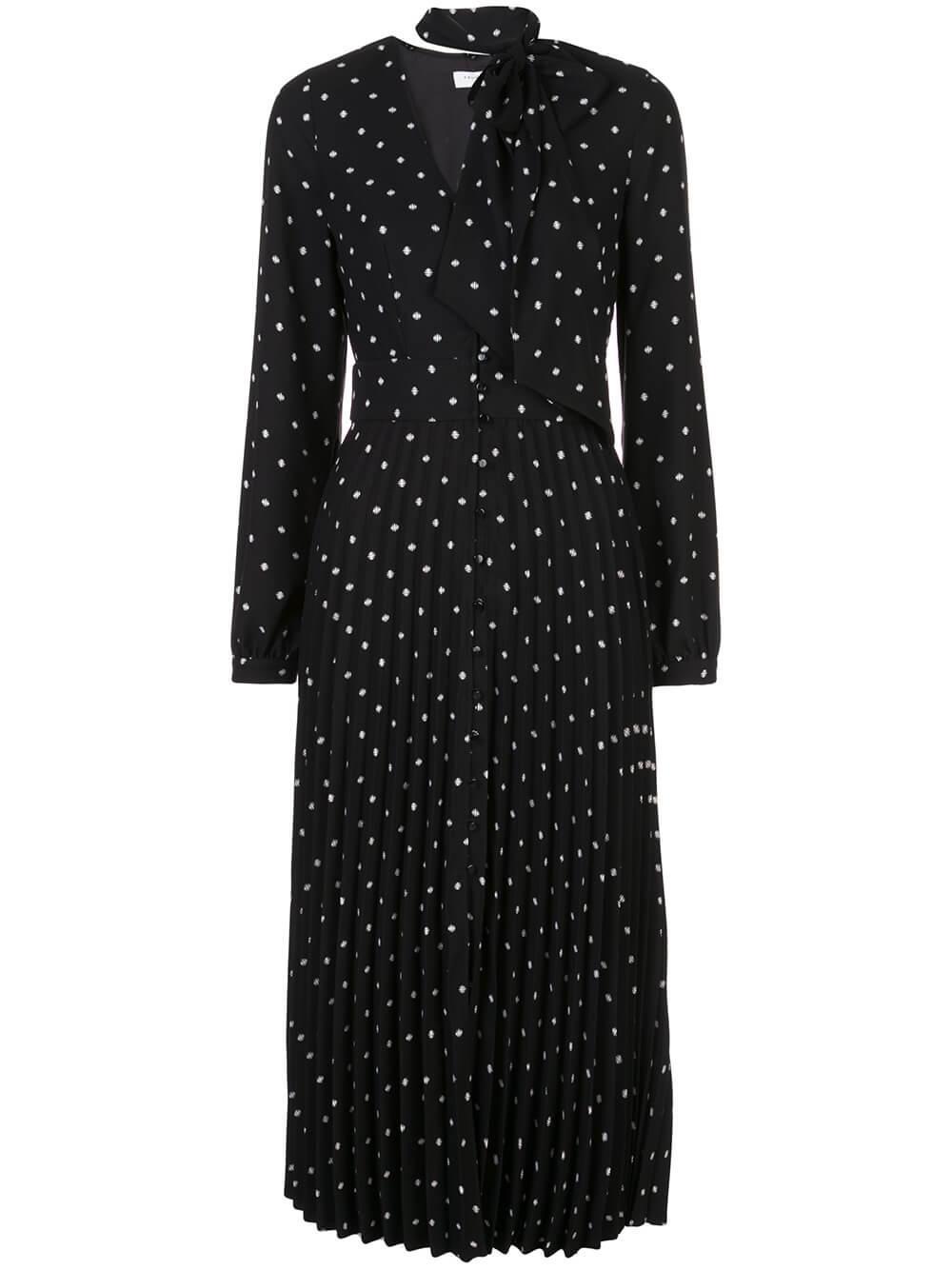 Amirin Polka Dot Dress Item # 6235-DR02367