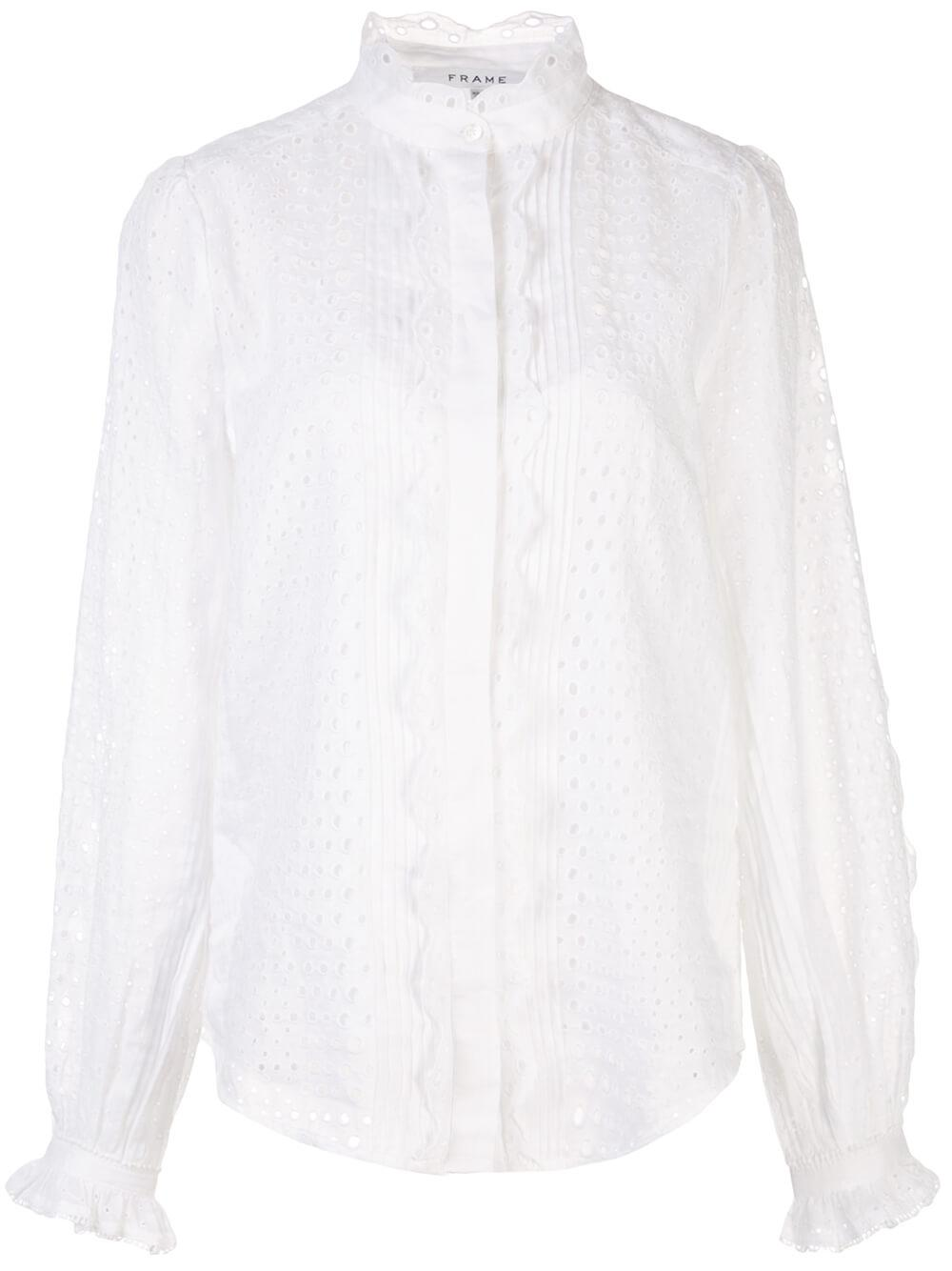 Petal Button Down Shirt