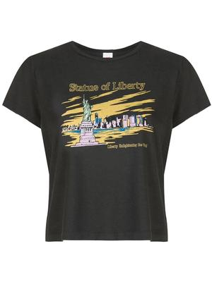 Classic Statue of Liberty Graphic Tee